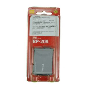 Canon Bp-208 Battery