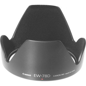 Canon EW-78D Lens Hood for EF 28-200mm f/3.5-5.6 and EF-S 18-200mm f/3.5-5.6 IS Lenses