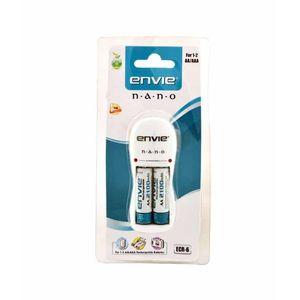 Envie Nano Charger + 2