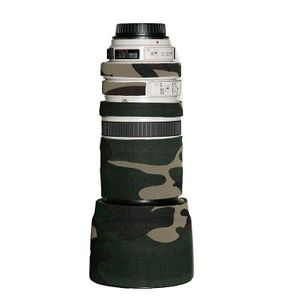 LensCoat Lens Cover for Canon 100-400mm f/4-5.6 Lens (Forest Green)