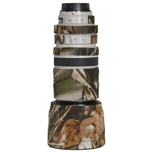 LensCoat Lens Cover for Canon 100-400mm f/4-5.6 Lens (Realtree Max4 HD)