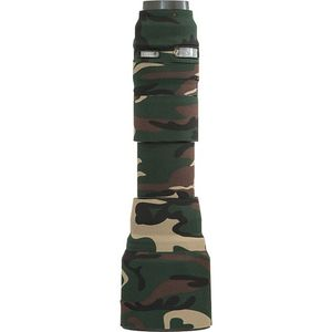 LensCoat Lens Cover for Tamron SP 150-600mm f/5-6.3 Di VC Lens (Forest Green Camo)