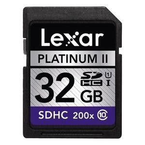 LEXAR PII SD 32GB 200X