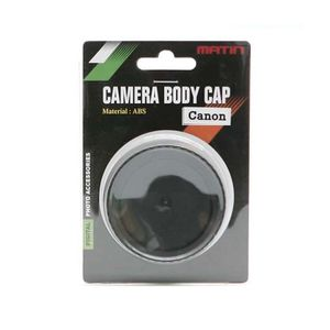MATIN BODY CAP M6021 (for CANON)