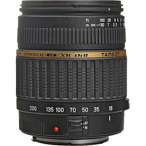 Tamron AF 18 - 200mm F/3.5-6.3 XR Di-II LD Aspherical (IF) Macro for Canon Digital SLR Lens (Macro Lens)