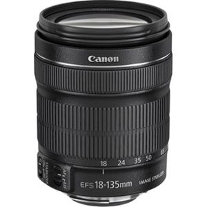 Canon EF-S 18 - 135 mm f/3.5-5.6 IS STM Lens