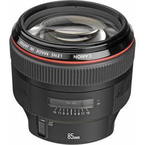 Canon EF 85mm f/1.2L II USM Lens