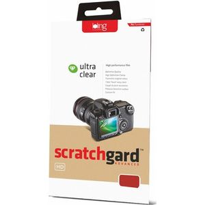 Scratchgard Screen Guard for Nikon CP P530