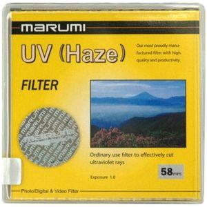 Marumi 58 mm Ultra Violet Haze UV Filter