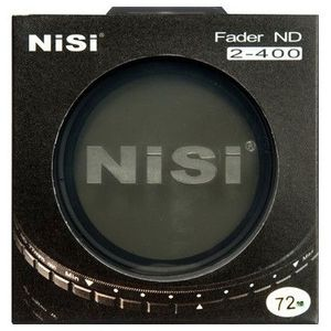 Nisi 72 mm Fader Neutral Density Filter
