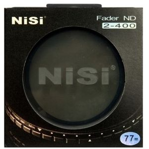 Nisi 77 mm Fader Neutral Density Filter