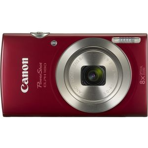 Canon DC IXUS 180 Red
