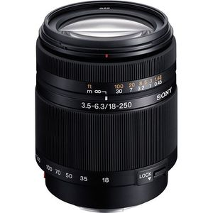 Sony SAL 18-250mm