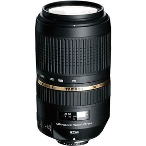 Tamron SP AF 70-300mm F/4-5.6 Di VC USD for Nikon Digital SLR Lens (Telephoto Zoom Lens)