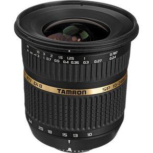 Tamron SP AF 10 - 24mm F/3.5-4.5 Di-II LD Aspherical (IF) for Nikon Digital SLR Lens (Ultra Wide Angle Zoom Lens)