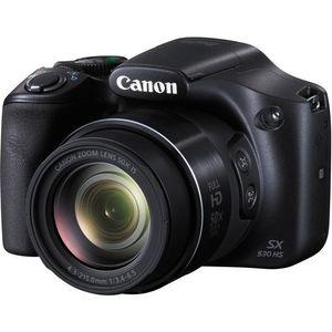 Canon DC PowerShot SX530 HS