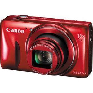Canon PowerShot SX600 (RED)