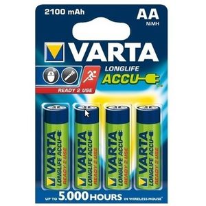 VARTA BATTERY 2100 4AA