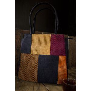 Khana Patch Work Style Hand-bag
