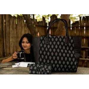 Black & White Big Tote Bag