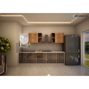 Argolam | 13642 SG | Ardeche Oak | 1MM | Kitchen