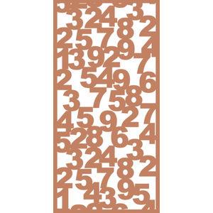 De'Vistas | MDF Grill Board | DV Z 8010 | 8'x4' | 8MM