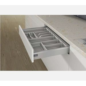 Hettich Orgatray 440 trimable tray width 801-900mm, nominal width 900 mm