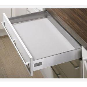 Hettich Tandem Box Innotech 520 mm, 50 kg full Extn Silent