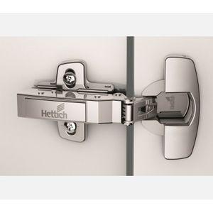 Hettich Sensys 8631i Hinge-TH52 Base Crank 8 ( Soft Closure)