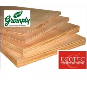 Green Ply | Ecotec BWR IS303 | 6MM | Rs. 50.60 PSFT.