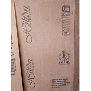 Hilton Plywood | 6MM MR | Rs. 26 PSFT.