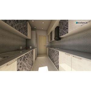 Merinolam   49961 HGL   Trellis Elegant   1MM   Kitchen