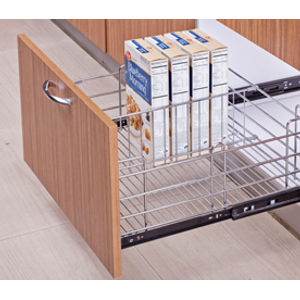 Sterling | PARTITION PUL-OUT BASKET 15x16x8 Inch