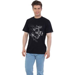 The Aum Spiritual Black T-shirt