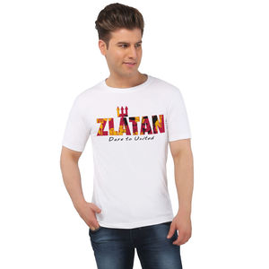 Zlatan Dare to Manchester United Football Fan T-shirt