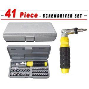 41 PCS XTRA POWER PREMIUM QUALITY HAND TOOL KIT
