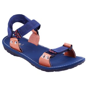 Blue Stylos Sandals for Men