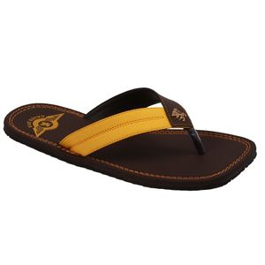Cases   Brown Yellow Slippers