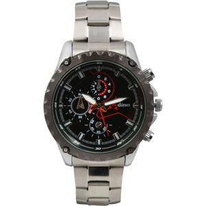 Adino Black official Royal Analog Watch - For Men AW01