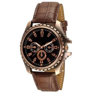 Adino Octane Ultimate Chrono Graph Pattern Analog Watch - For Men BT3106