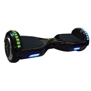 Black  Balancing 6.5 inch Wheel Drifting Scooter