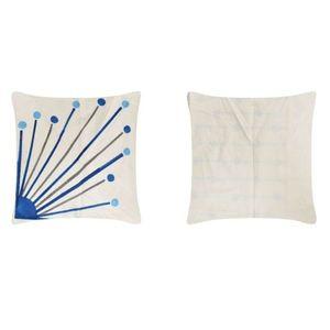 Cotton Hand Block Cushion Cover-2 Pcs set