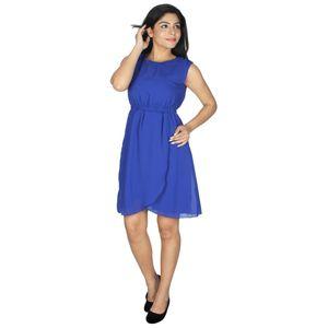 Abeez Blue Ashley Dress