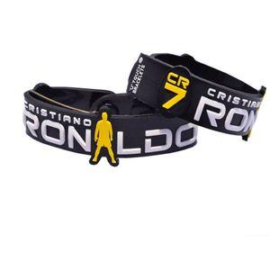 Cristiano Ronaldo Buckle wrist Band
