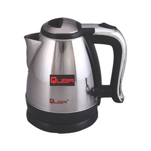 Electric Kettle (Black & Silver) 1.7 L Prayag BY Quba