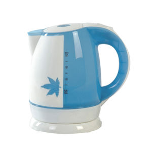 1.8 L Quba 1111 L Electric Kettle (Sky Blue & White)