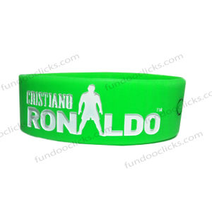 Imported Cristiano Ronaldo CR7 Silicone Wrist Band