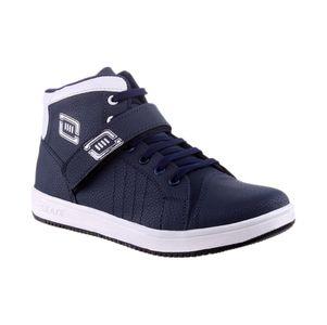 Shooz Dark Blue Casual Shoes
