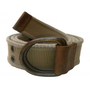 CANVAS ARMY GREEN BELT VLCAN02