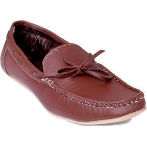 Stylos Loafers  (Brown)